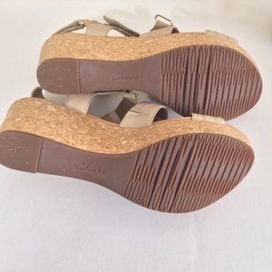 fd3961bb9b2 Clarks Shoes - CLARKS Annadel Orchid Sand Nubuck SZ10